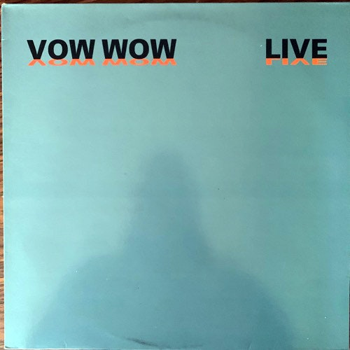VOW WOW Live (Passport - UK original) (VG+) LP