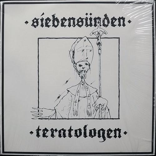 SIEBENSÜNDEN Teratologen (Pas-83 - Europe original) (EX/NM) LP