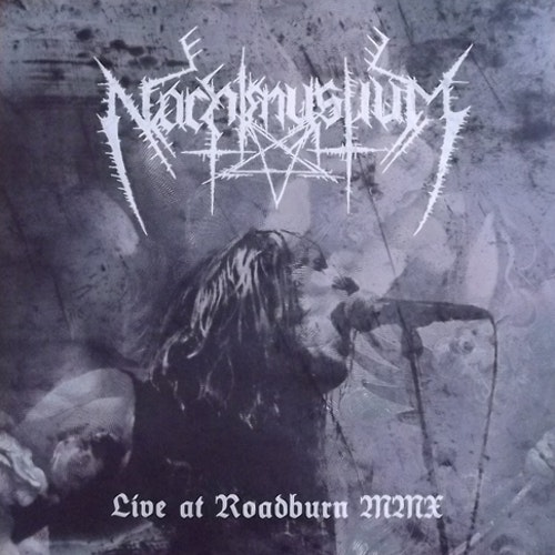 NACHTMYSTIUM Live At Roadburn 2010 (Gold vinyl) (Roadburn - Holland original) (NM) LP