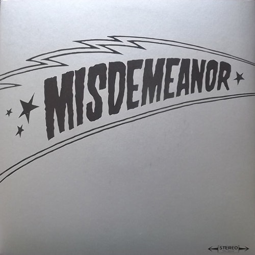 MISDEMEANOR Misdemeanor (Purple vinyl) (Psychout - Sweden original) (EX/NM) 7""