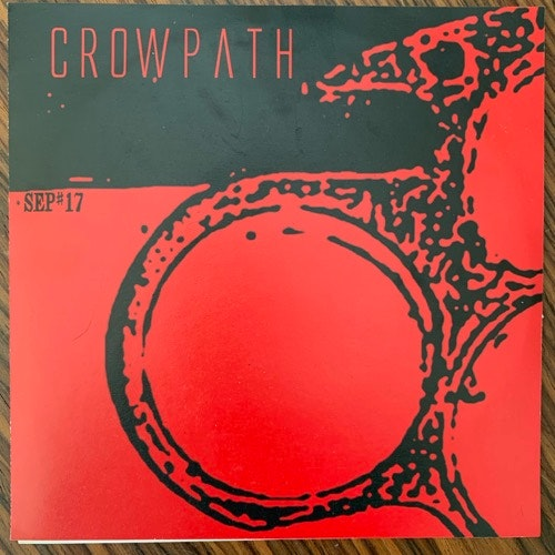 "CROWPATH Crowpath (Scorched Earth Policy - Germany original) (EX) 7"""