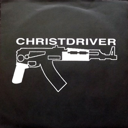 CHRISTDRIVER Your Vision Leaves Me Blind (Grey vinyl) (Profane Existence - USA original) (EX) 7""