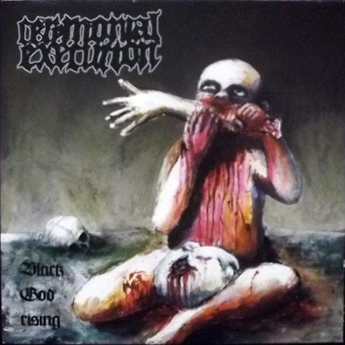 """CEREMONIAL EXECUTION Black God Rising (Blood Harvest - Sweden original) (EX) 7"""""""