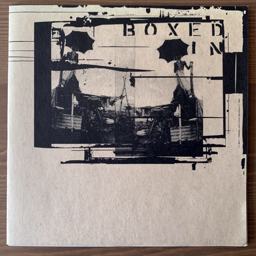 BOXED IN Boxed In (Crime Scene - UK original) (EX) 7""