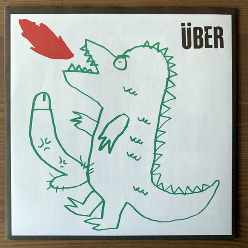 ÜBER Über (Sell Our Souls - Spain original) (NM/EX) 7""