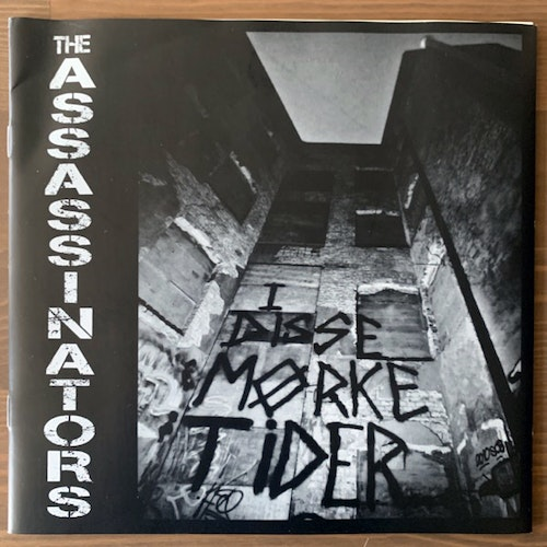 ASSASSINATORS, the I Disse Mørke Tider.. (Alerta Antifascista - Germany original) (EX) 7""