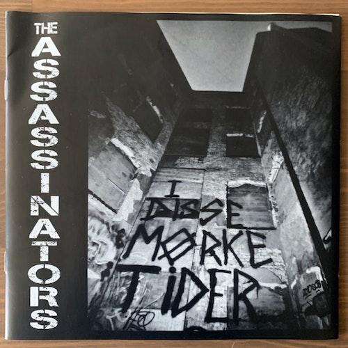 "ASSASSINATORS, the I Disse Mørke Tider.. (Alerta Antifascista - Germany original) (EX) 7"""