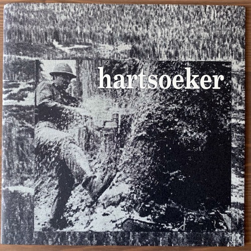 HARTSOEKER Dealing With The Sense Of Catastrophe (Useless - Germany original) (NM/EX) 7""