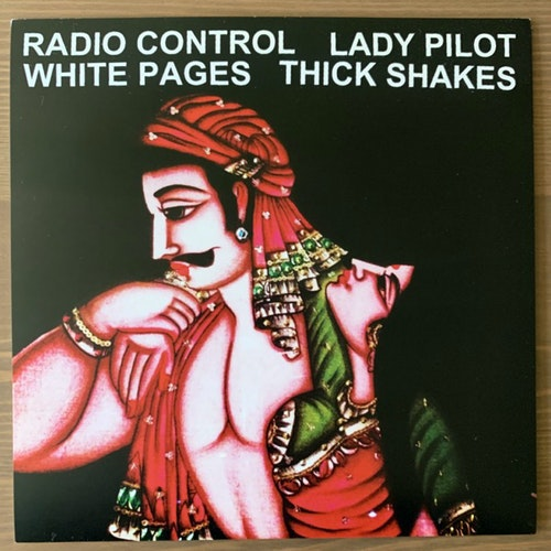 VARIOUS Radio Control, Lady Pilot, White Pages, Thick Shakes (La Parca - USA original) (EX) 7""