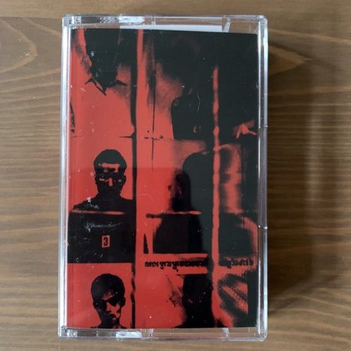 CODE NEDA The Inner Enemy (Cloister - USA original) (NM) TAPE