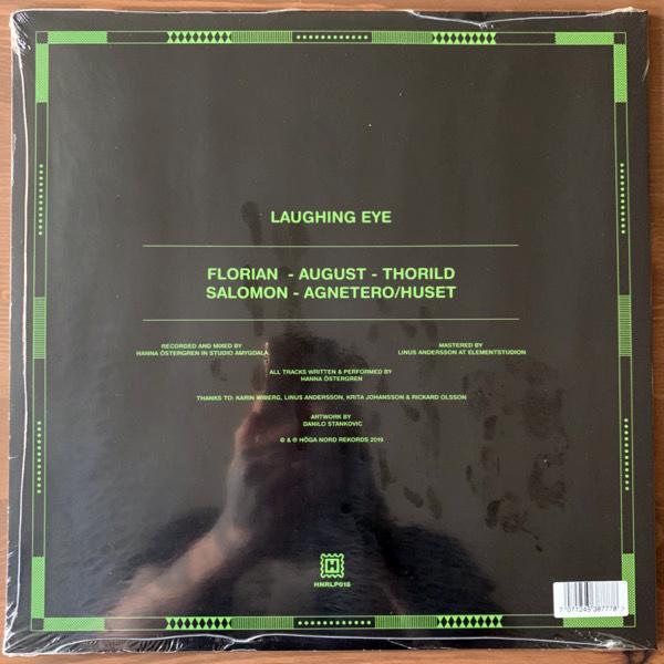 LAUGHING EYE Laughing Eye (Höga Nord - Sweden original) (NEW) LP