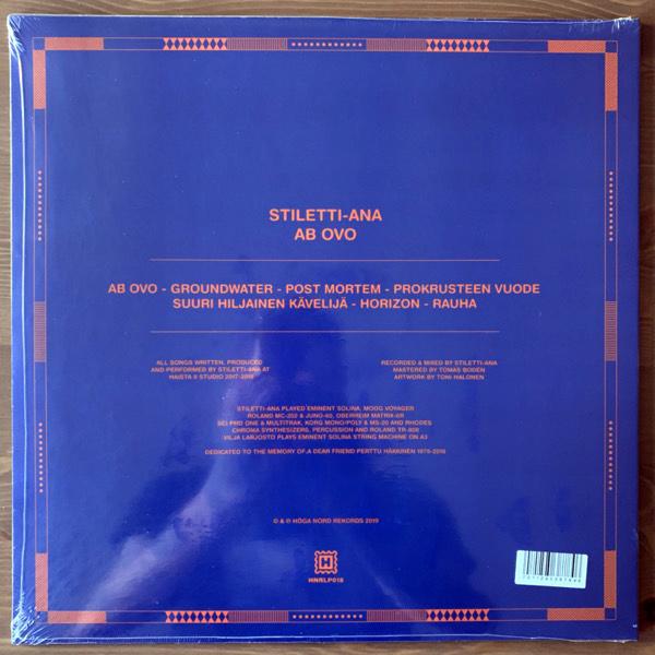 STILETTI-ANA Ab Ovo (Höga Nord - Sweden original) (NEW) LP