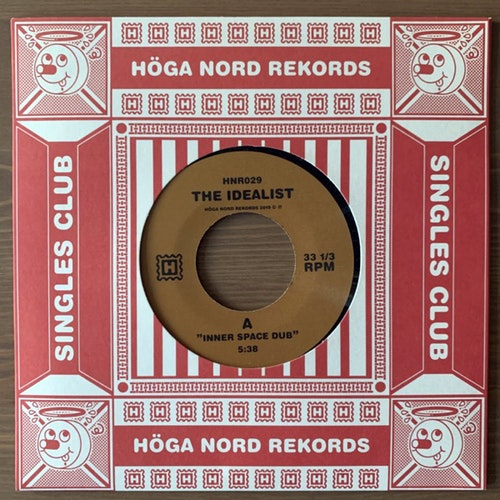 iDEALIST, the Inner Space Dub / The Fire Of Moses Dub (Höga Nord - Sweden original) (NEW) 7""
