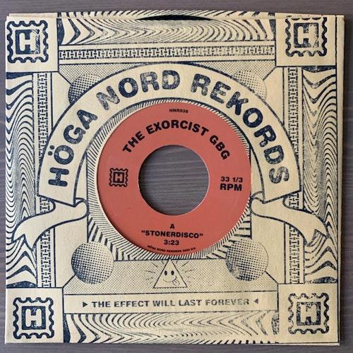 "EXORCIST GBG, the Stonerdisco / Superstandard (Höga Nord - Sweden original) (NEW) 7"""