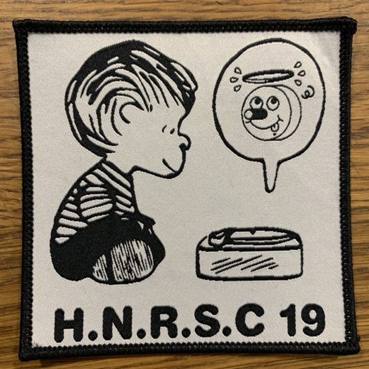 HÖGA NORD H.N.R.S.C 19 (NEW) PATCH