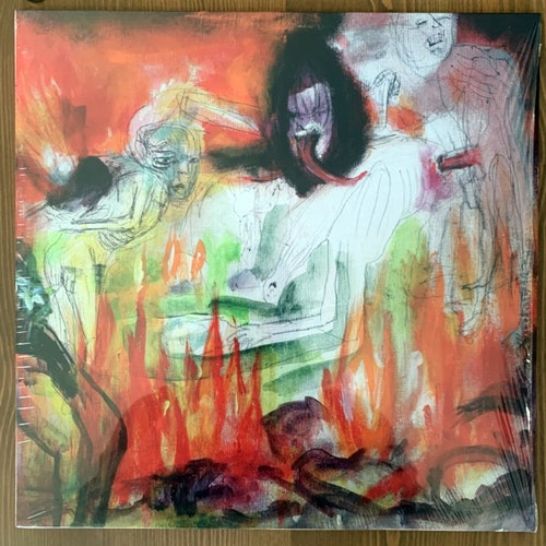 FLESHPRESS Hulluuden Muuri (Rusty Crowbar - Finland original) (NM) LP