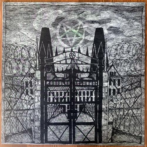 MUSTA SURMA / BLOODHAMMER / ANNIHILATUS Christian Holocaust (Northern Heritage - Finland original) (NM) LP