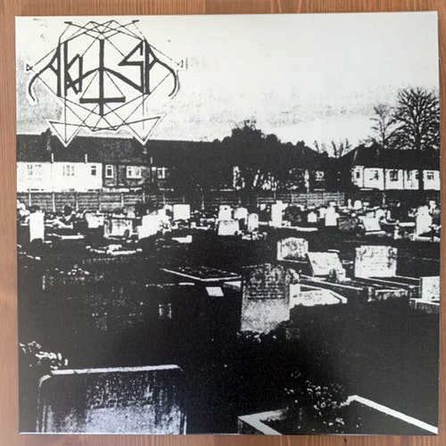 AKITSA Totale Servitude (Hospital Productions - USA 2019 reissue) (EX/NM) 2LP