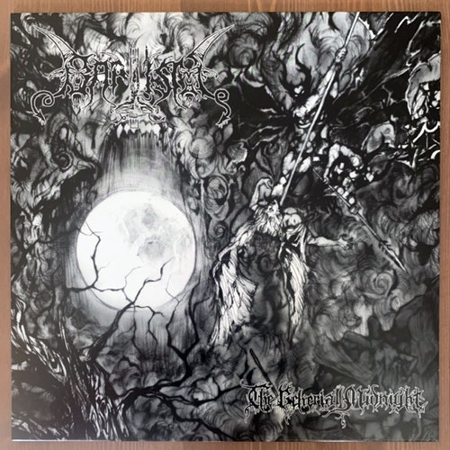 BAPTISM The Beherial Midnight (Northern Heritage - Finland 2014 reissue) (NM) LP
