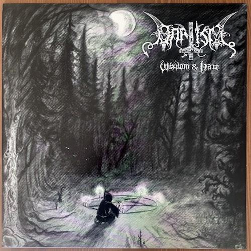 BAPTISM Wisdom & Hate (Northern Heritage - Finland 2014 reissue) (NM) LP