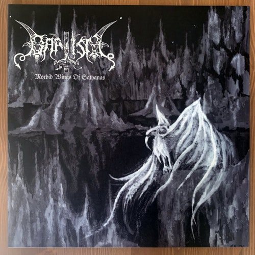 BAPTISM Morbid Wings Of Sathanas (Northern Heritage - Finland 2020 reissue) (NM) 2LP