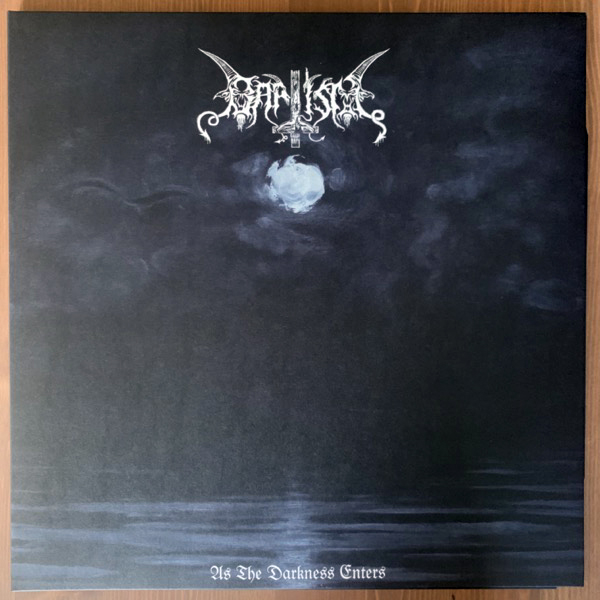 BAPTISM As The Darkness Enters (Northern Heritage - Finland 2020 reissue) (NM) LP