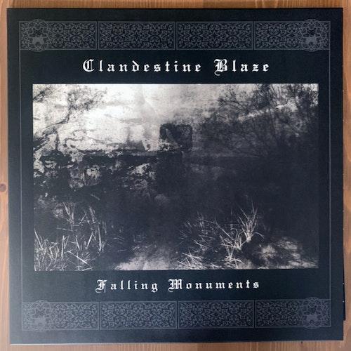 CLANDESTINE BLAZE Falling Monuments (Northern Heritage - Finland 2019 reissue) (NM) LP