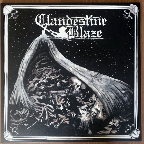CLANDESTINE BLAZE Tranquility Of Death (Northern Heritage - Finland original) (NM) LP