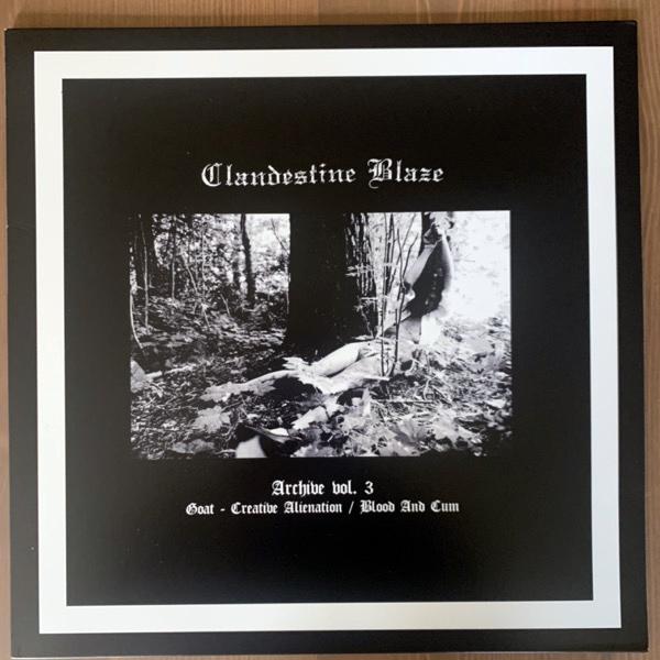 CLANDESTINE BLAZE Archive Vol. 3 (Northern Heritage - Finland 2017 reissue) (NM) LP