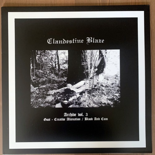 CLANDESTINE BLAZE Archive Vol. 3 (Northern Heritage - Finland 2017 reissue) (NM) LP