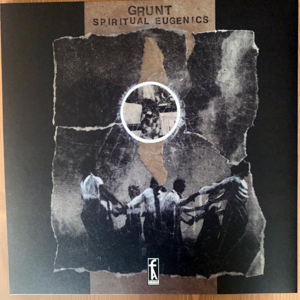 GRUNT Spiritual Eugenics (Freak Animal - Finland original) (NM) 2LP