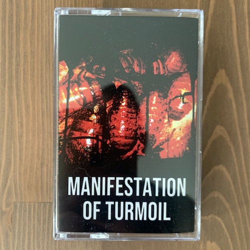 VARIOUS Manifestation Of Turmoil (Freak Animal - Finland original) (NM) TAPE