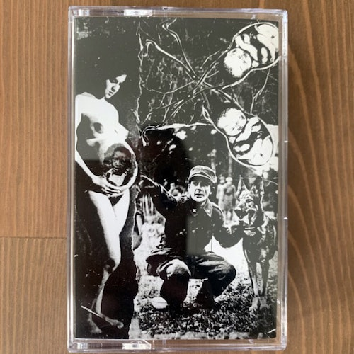 GRUNT Swarm Of Parasites (Freak Animal - Finland original) (NM) TAPE