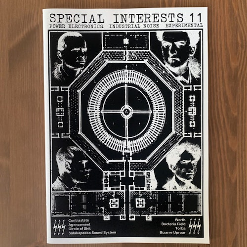 SPECIAL INTERESTS #11 (NM) MAGAZINE