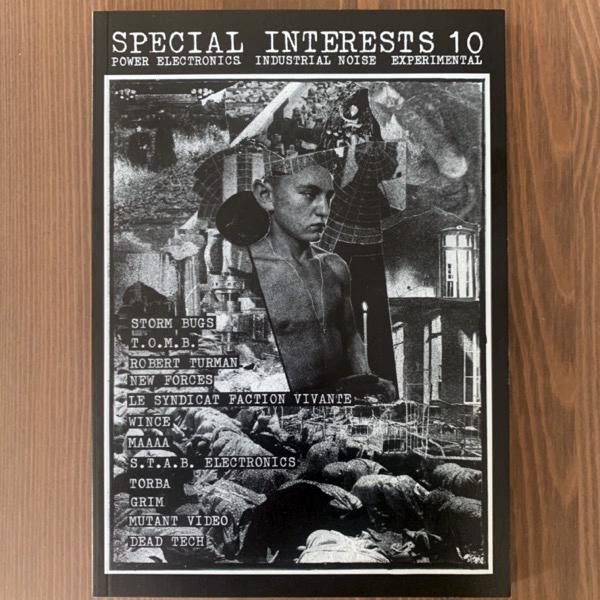 SPECIAL INTERESTS #10 (NM) MAGAZINE