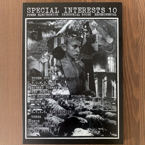 SPECIAL INTERESTS #10 (NM) MAGAZINE