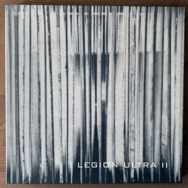 "LEGION ULTRA Perversion Of Purity (220N - Germany original) (NM/EX) LP+7"" BOX"