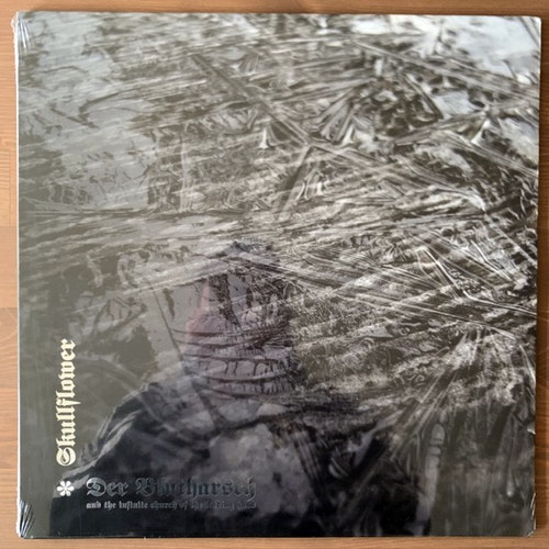 DER BLUTHARSCH AND THE INFINITE CHURCH OF THE LEADING HAND + SKULLFLOWER A Collaboration (WKN - Austria original) (SS) LP