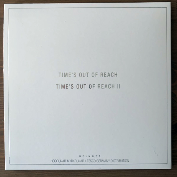 """OF THE WAND & THE MOON Time's Out Of Reach (Heiðrunar Myrkrunar - Germany original) (NM) 7"""""""