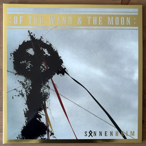 OF THE WAND & THE MOON Sonnenheim (Gold vinyl) (Heiðrunar Myrkrunar - Germany 2020 reissue) (NM) 2LP