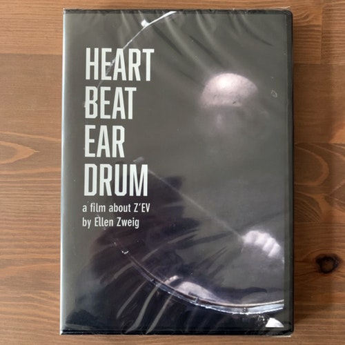 Z'EV Heart Beat Ear Drum - A film about Z'EV (Cold Spring - UK original) (SS) DVD