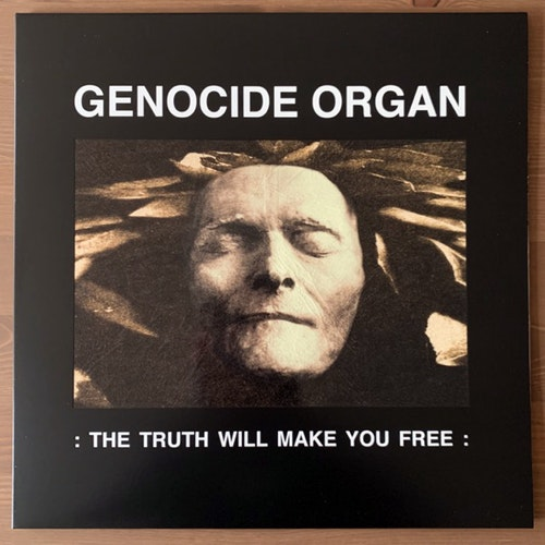 GENOCIDE ORGAN The Truth Will Make You Free (Tesco - Germany 2019 reissue) (NM) LP