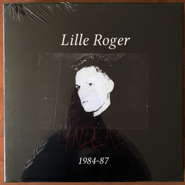 LILLE ROGER Undead 1984-1987 (Cold Meat Industry - Sweden original) (SS) 6LP BOX