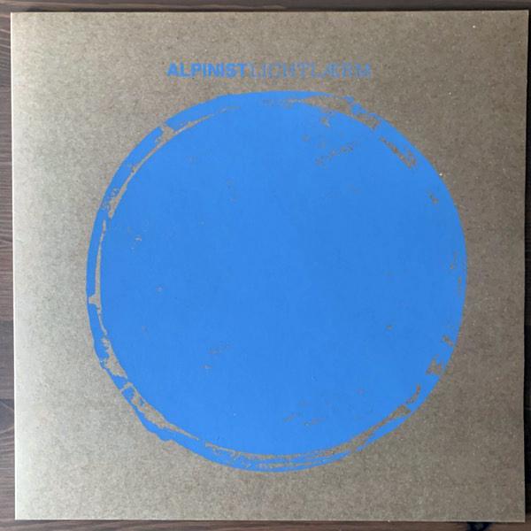 ALPINIST Lichtlærm (Vendetta - Germany 2012 repress) (NM/EX) LP