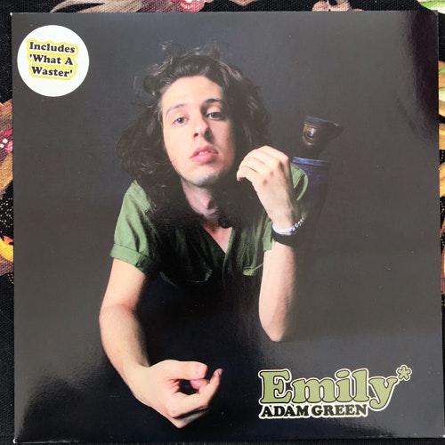 """ADAM GREEN Emily (Rough Trade - UK original) (EX) 7"""""""