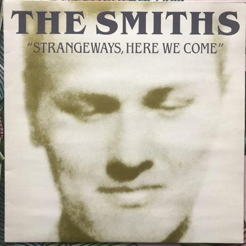 SMITHS, the Strangeways, Here We Come (Rough Trade - Sweden original) (EX/VG+) LP