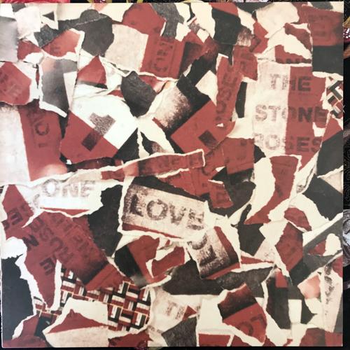 "STONE ROSES, the One Love (Silvertone - UK original) (EX) 12"""