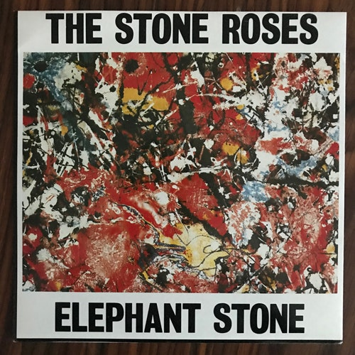 STONE ROSES, the Elephant Stone (Silvertone - UK 1990 reissue) (EX) 7""
