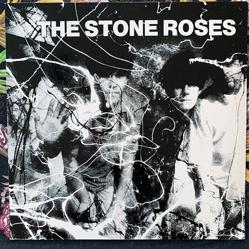 STONE ROSES, the Live At Walsall Junction 10 3-6-89 (No label - UK unofficial release) (VG+) LP