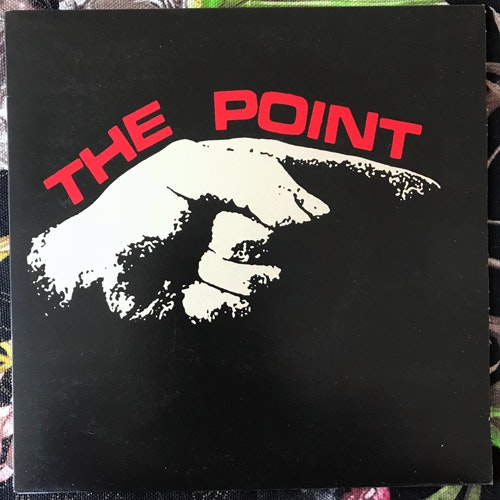 """POINT, the The Point (Fading Ways - Finland original) (EX) 7"""""""